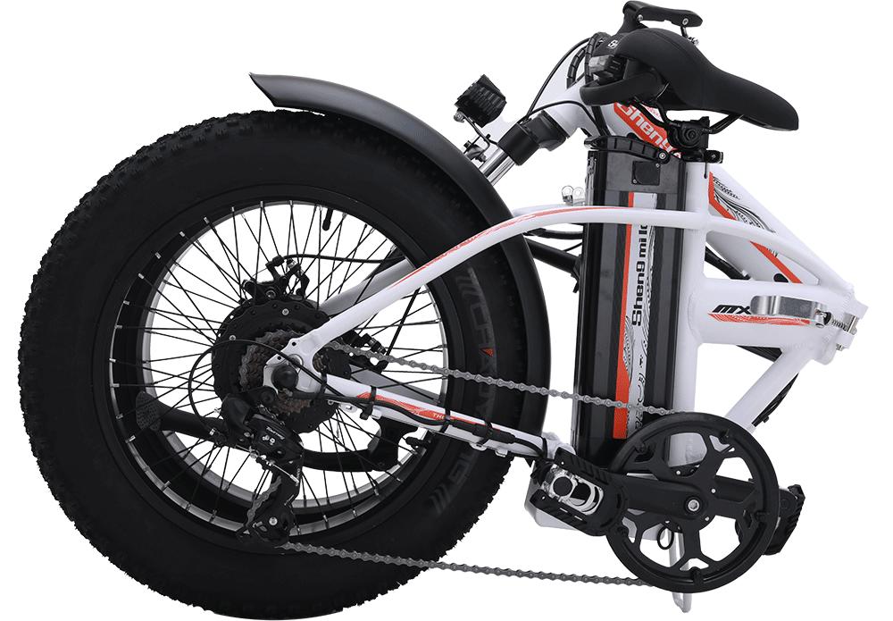 Shengmilo-MX20-20-inches-fat-folding-bike-folded